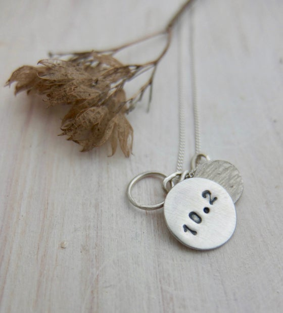 Image of Made to order Personalised Bespoke Jewellery