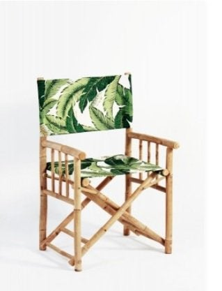 Image of Bamboo Director Chair