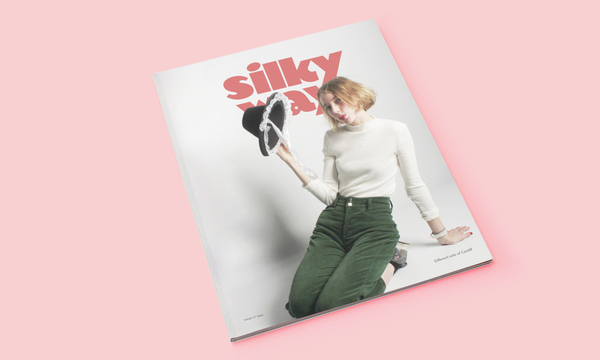 Image of Silky Way Magazine Issue 2