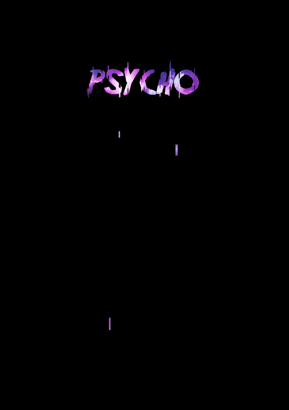 Image of PSYCHO book
