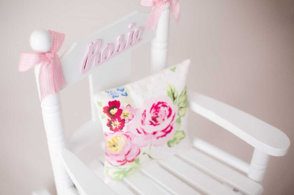 Image of Rocking Chair Cushion ***SOLD OUT FOR XMAS 2019 DELIVERY***