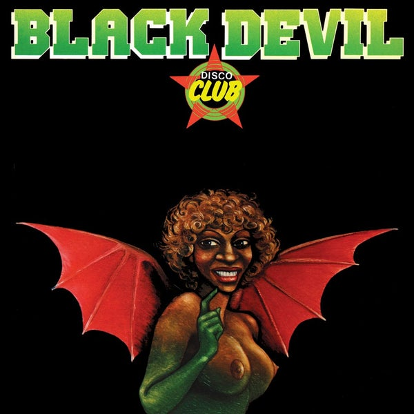 Image of BLACK DEVIL 'DISCO CLUB' (FROM 1978) (CD/LP)