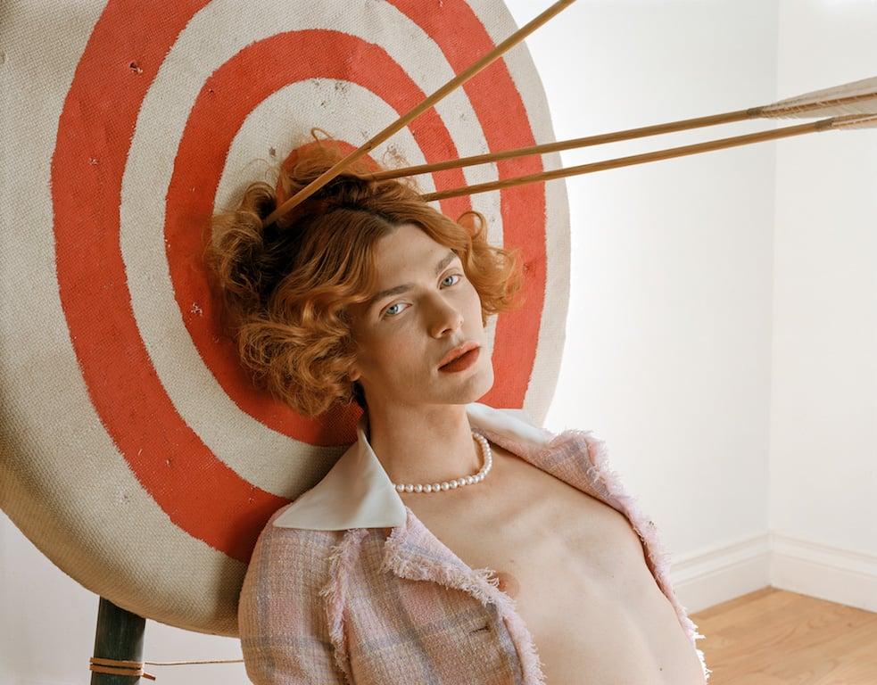 Image of GARAGE No. 14: Amy Adams by Inez & Vinoodh