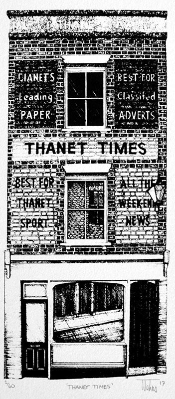Image of James Johns: Thanet Times