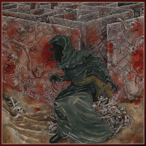 Image of Our Place of Worship is Silence - With Inexorable Suffering LP (Repress Pre-order)