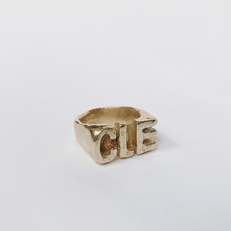 Image of CLE Ring