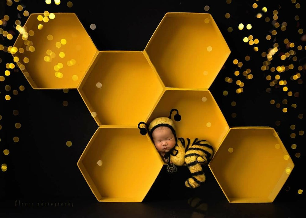 Image of Bee Onesie