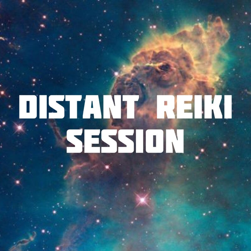 Image of Distant Reiki Session