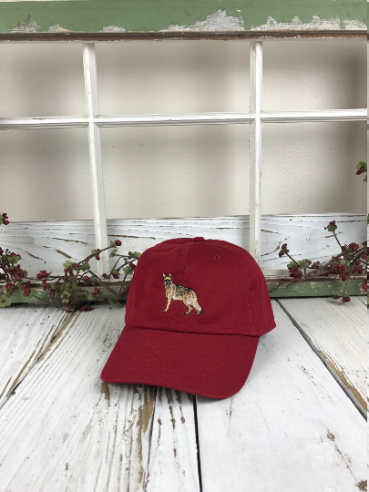 Image of Wholesale - One Dozen - German Shepard Baseball Hat