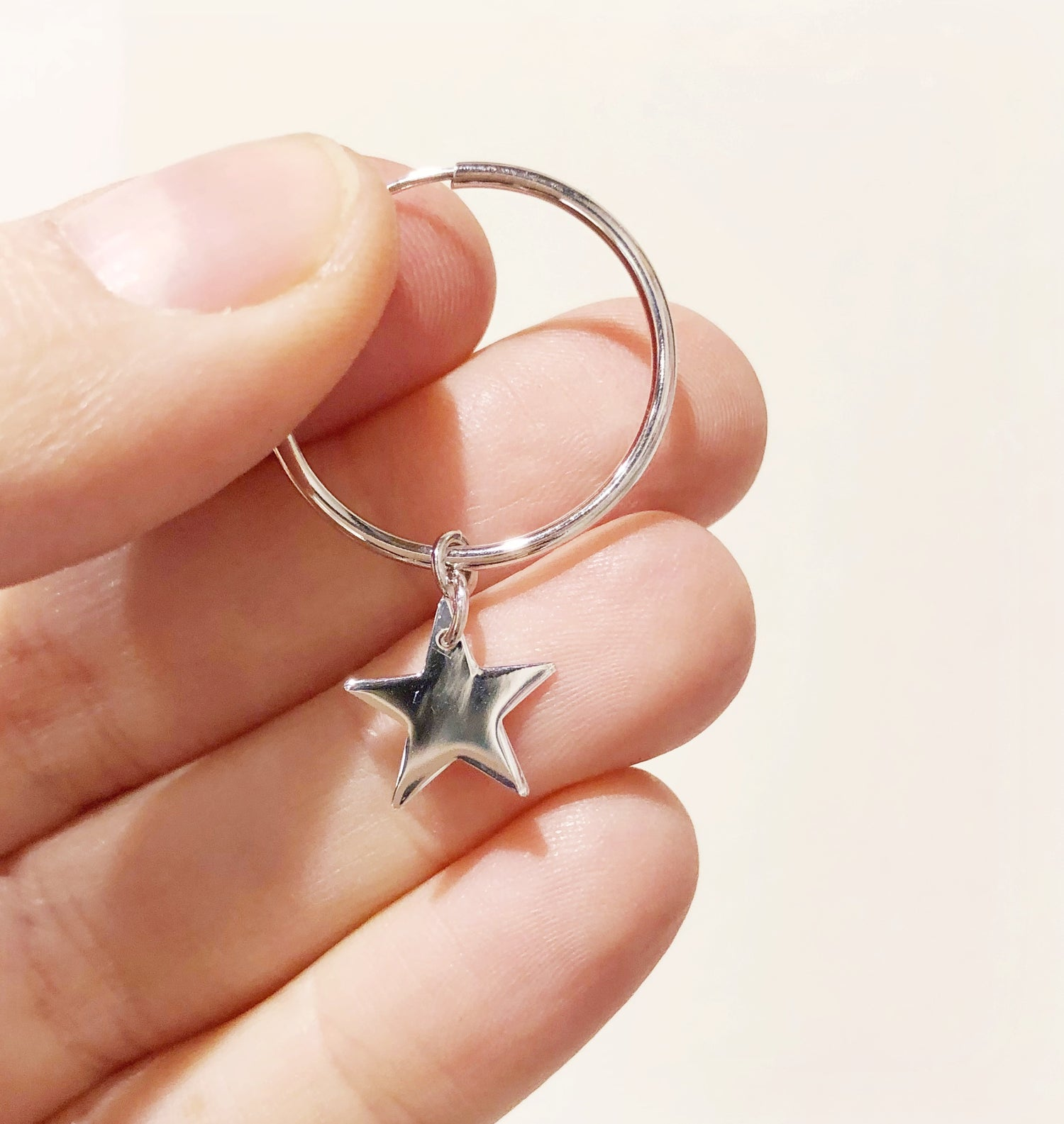 Image of 925 charms ring 2