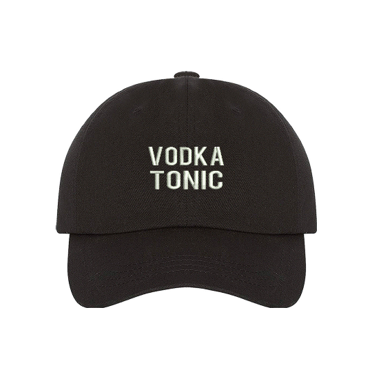 Image of Wholesale - One Dozen Vodka Tonic Baseball Hat