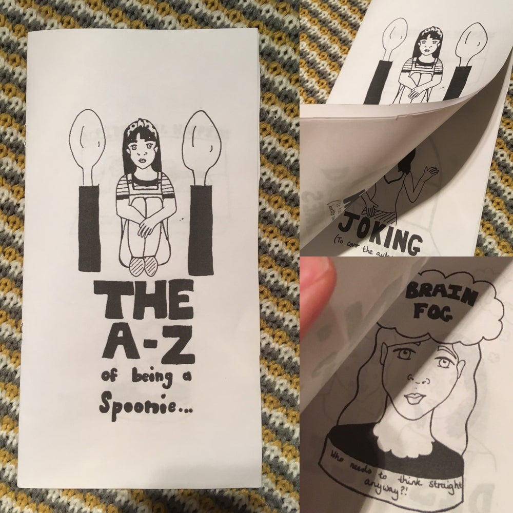 Image of The A-Z of being a Spoonie