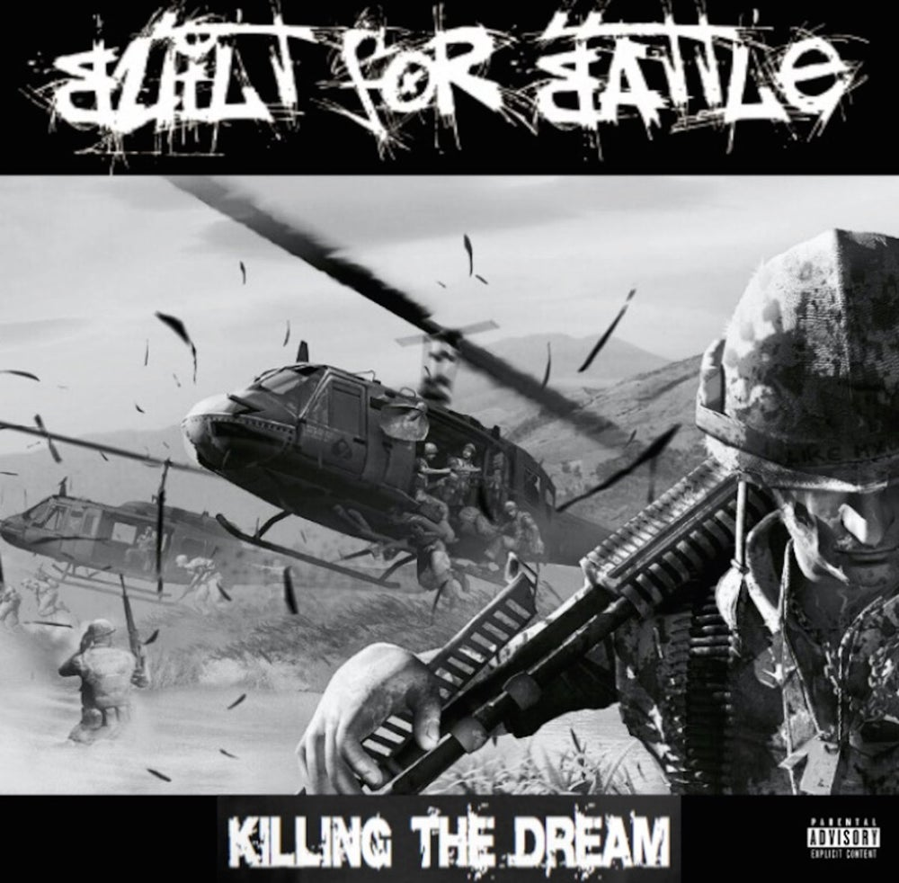 Image of Built  Battle - Killing The Dream CD