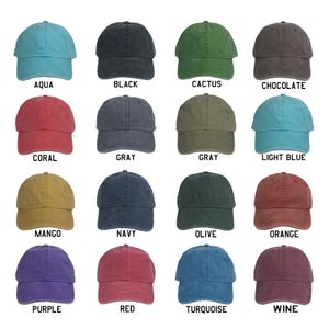 Image of Wholesale - One Dozen - Cactus Baseball Hat
