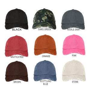 Image of Wholesale - One Dozen - Mommy Baseball Hat