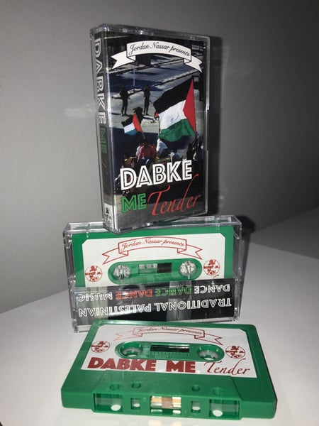 "Image of "" Dabke Me Tender"""