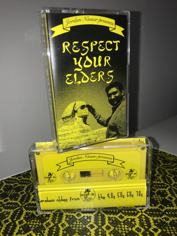 "Image of "" Respect Your Elders """