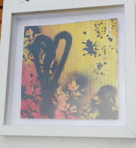 Image of SEAN WORRALL - Daily Painting 283/365 (2017) FRAMED