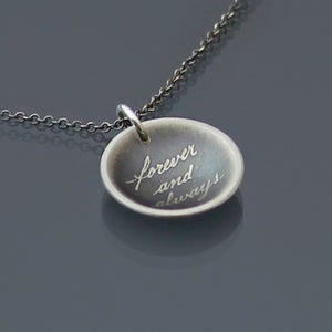 Image of Forever and Always Necklace