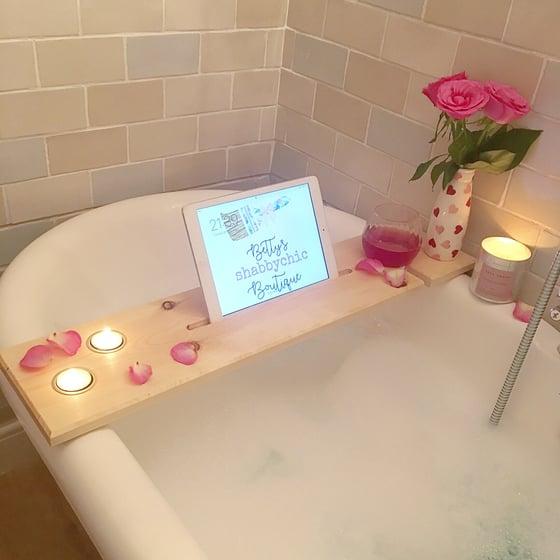 Image of Handmade Bath Caddy