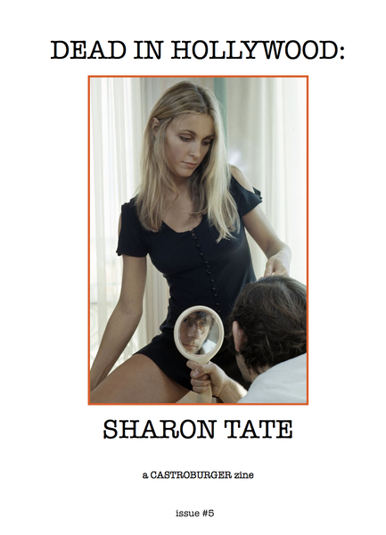 Image of DEAD IN HOLLYWOOD: SHARON TATE (issue #5)