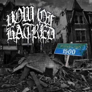 Image of Vow Of Hatred - 1500 CD