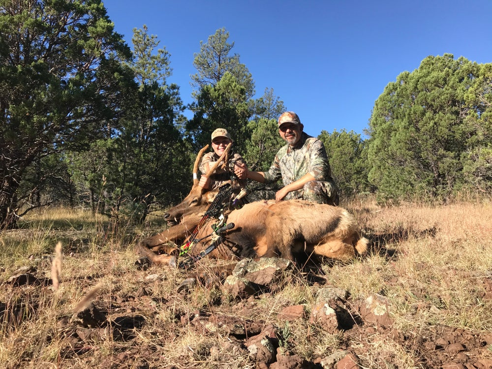 Image of Arizona Elk hunt