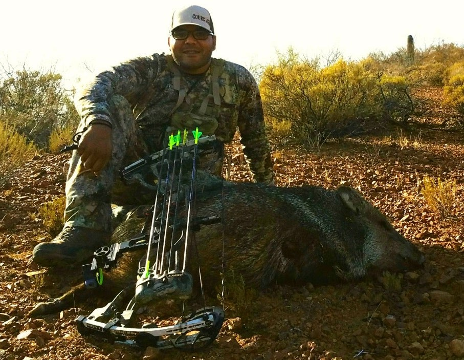 Image of Arizona Javelina hunt