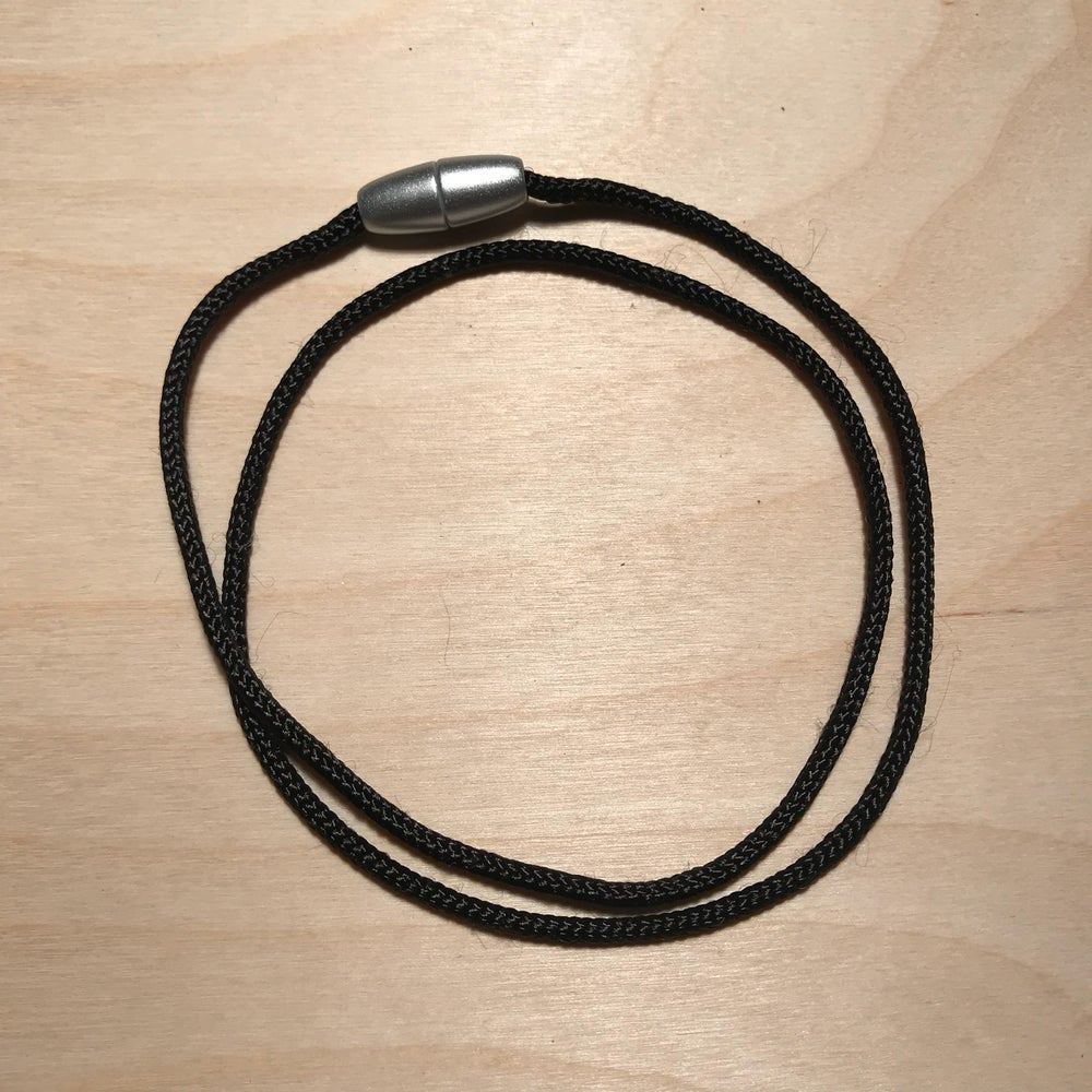 Image of Nylon Cord w/Magnetic Clasp