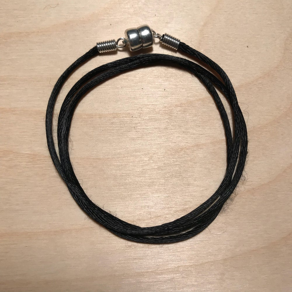 Image of Silk Cord w/Magnetic Clasp