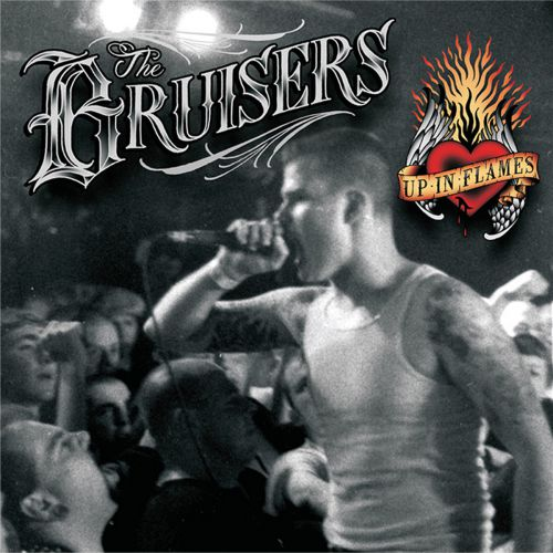 Image of The Bruisers - Up In Flames LP