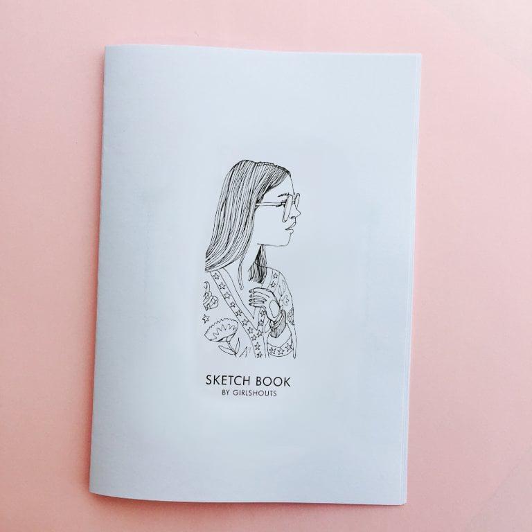 Image of Sketch Book zine
