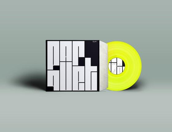 "Image of PARQUET / EP#1 / 10"" VINYL"