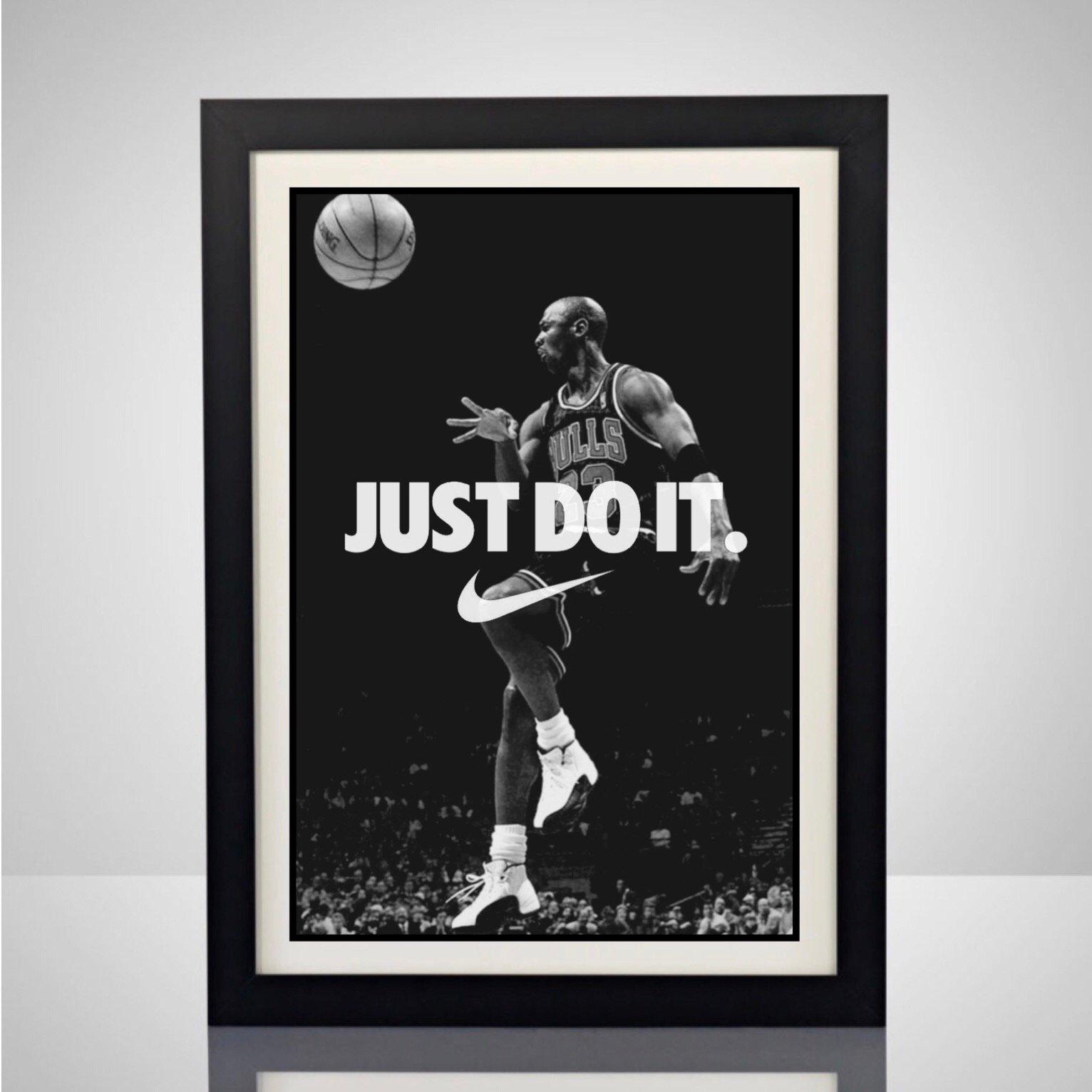 Nike Michael Air Jordan Just Do It