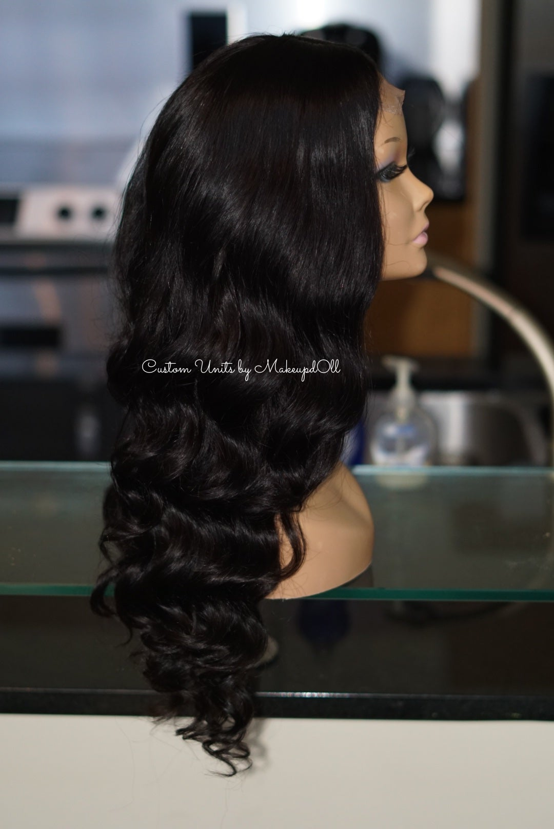 "Image of Brazilian Body Wave 24"" Custom Wig!"