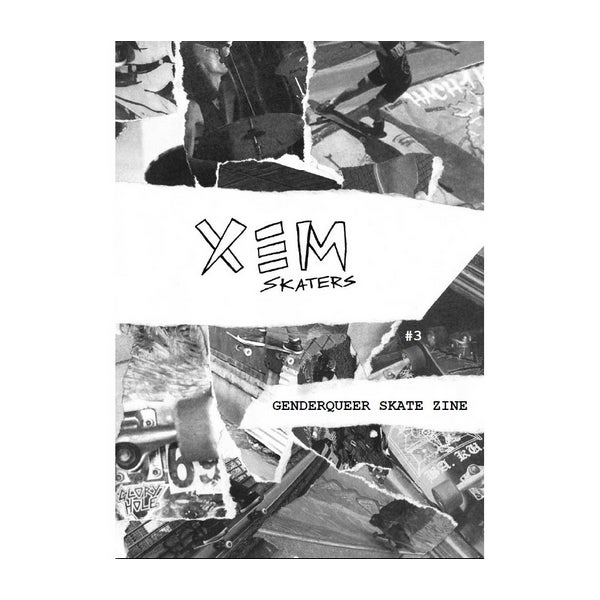 Image of NEW! Xem Skaters #3