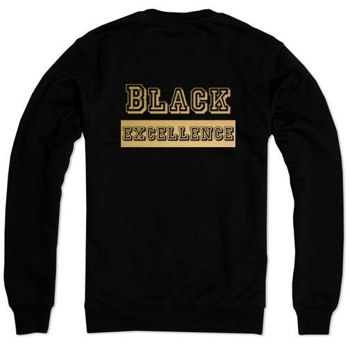 Image of Black Excellence Unisex Sweatshirt & T-Shirts
