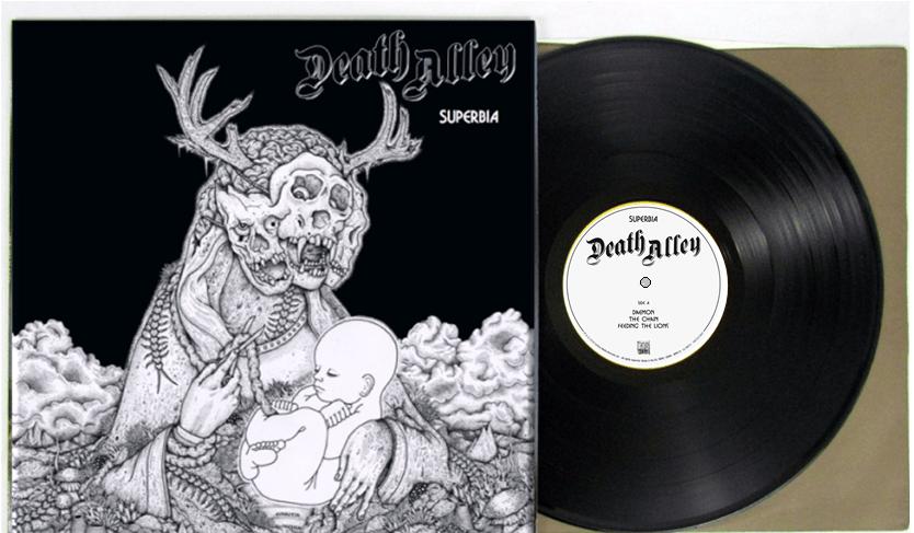"Image of ""Superbia"" LP or CD"