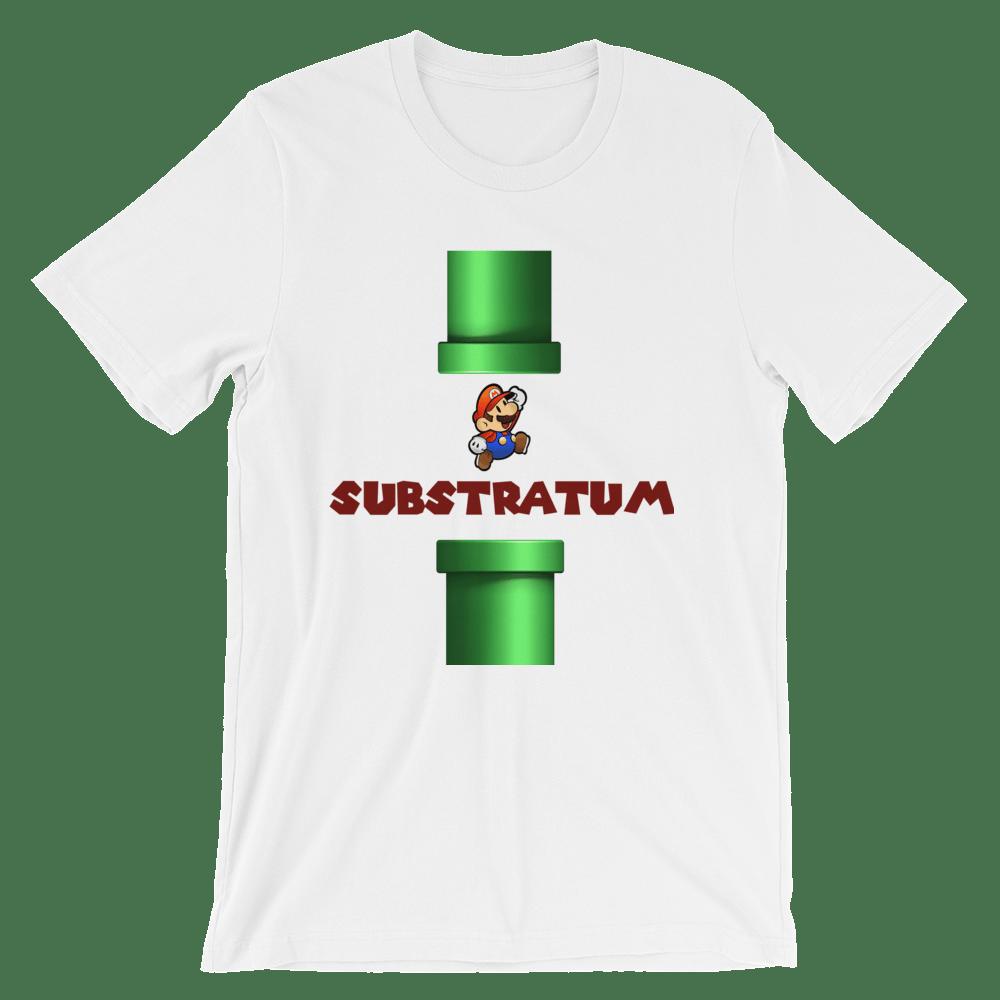 Image of Super(sub)stratum Mario