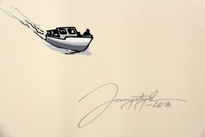 "Jonnystyle - ""Corsica"""