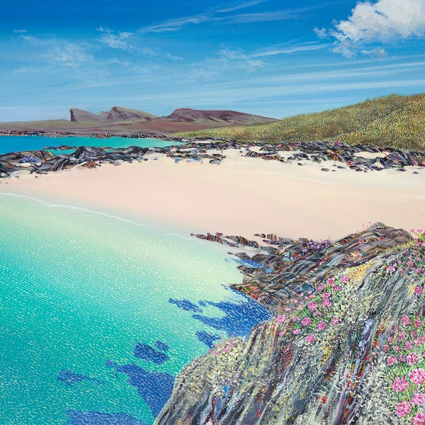 Image of Saligo Bay, Islay giclee print