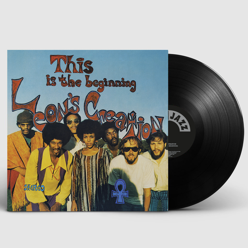 Image of Leon's Creation - This Is The Beginning (LP)