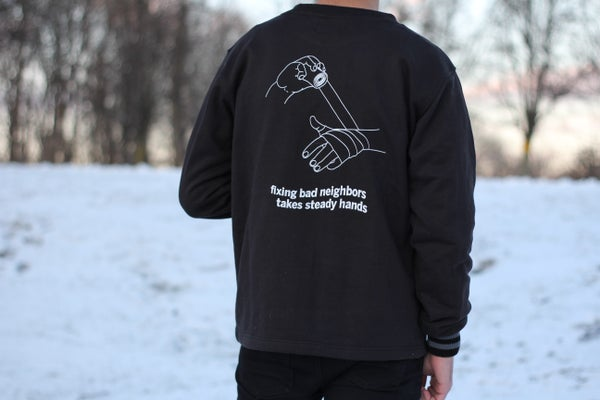 Image of Bad Hands Sweater