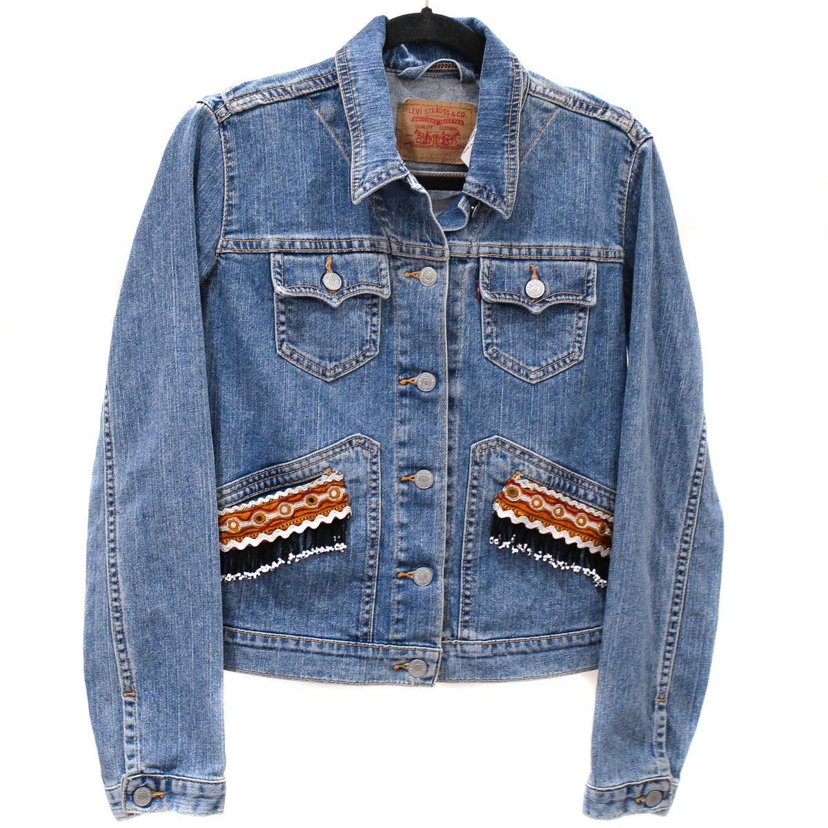 Image of Custom Vintage Levi's Jacket