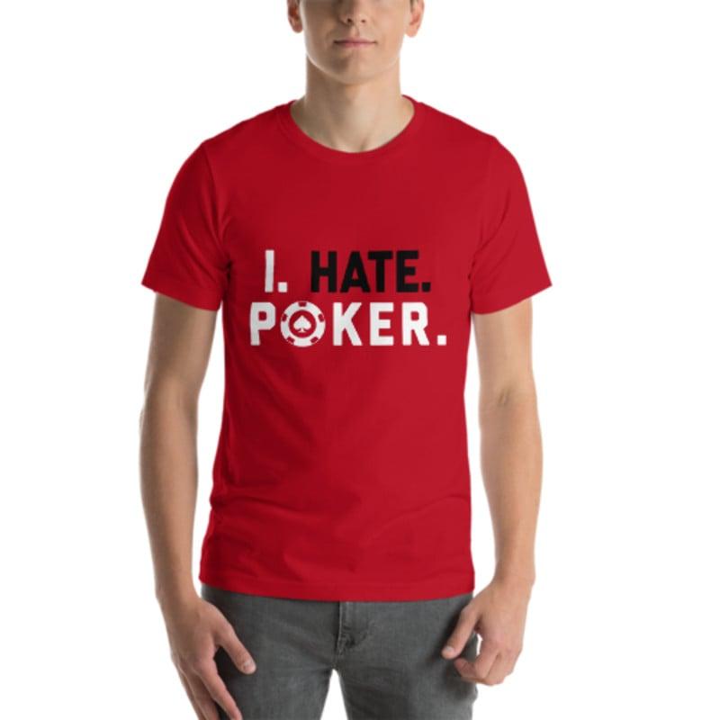 Image of I. HATE. POKER.