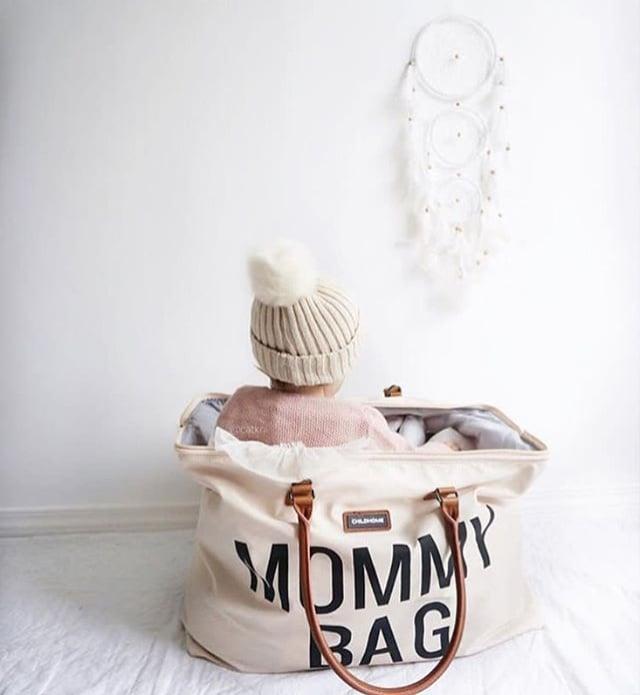 Image of SAC À LANGER BLANC - MOMMY BAG