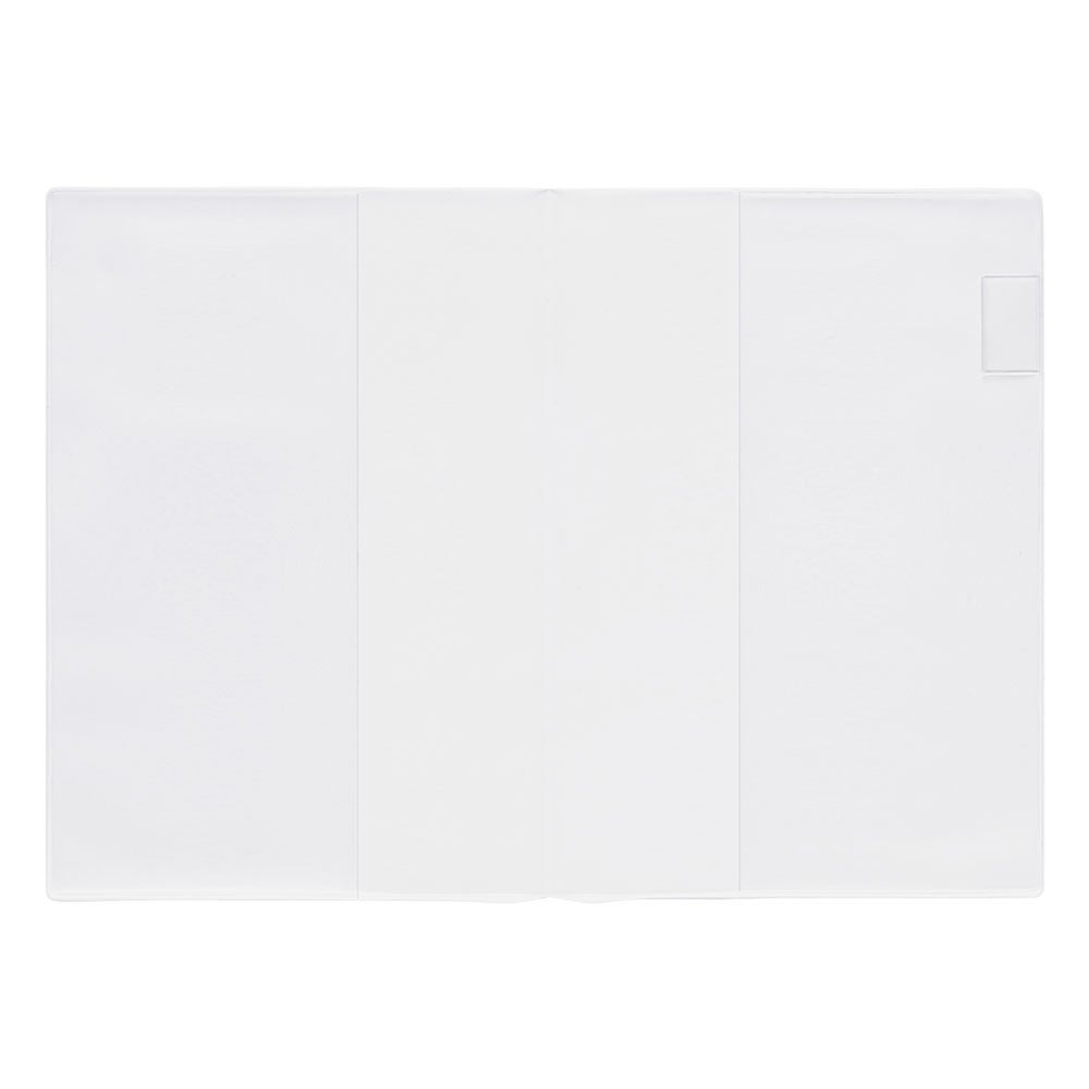 Image of MD Notebooks A5 Clear Cover