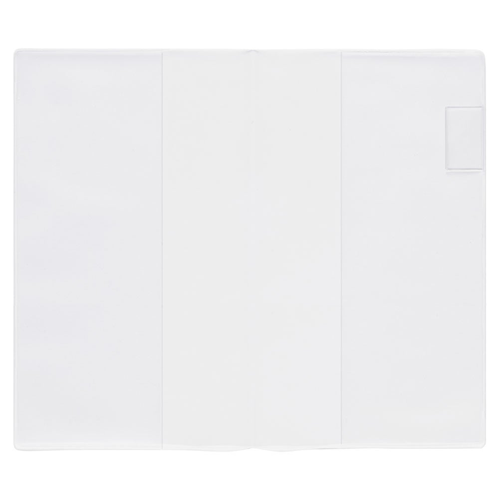 Image of MD Paper B6 Slim Notebook Clear Cover