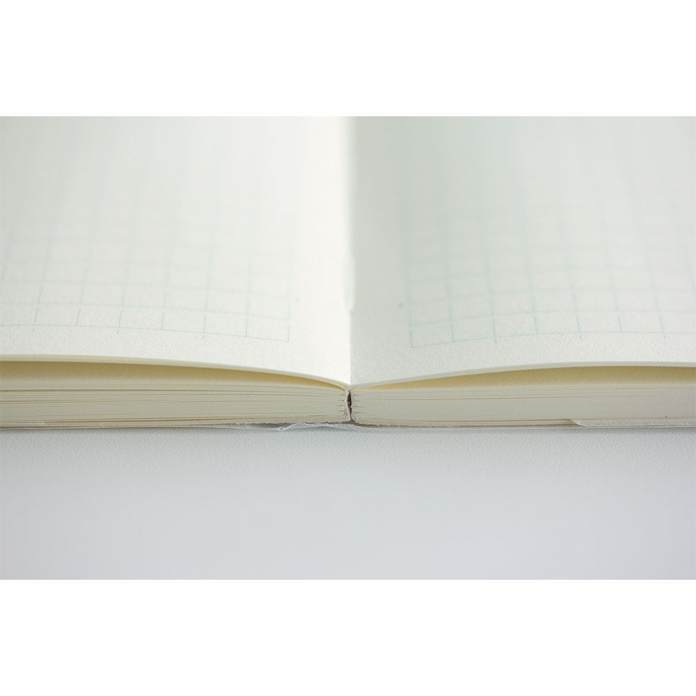 Image of MD Paper B6 Slim Grid Notebook
