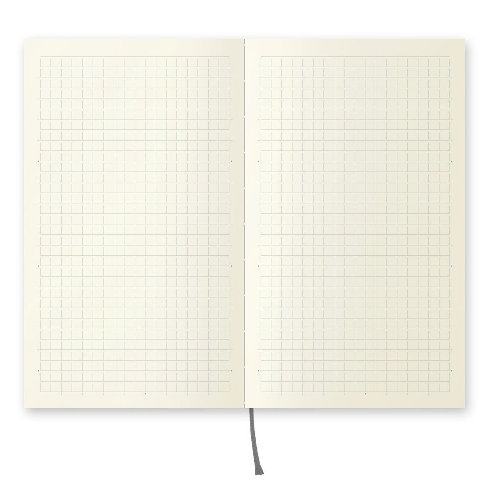 Image of MD B6 Slim Grid Notebook